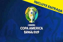 Copa América - Sao Paulo - 17 Junio Chile vs Japon   *** INCLUYE ENTRADA